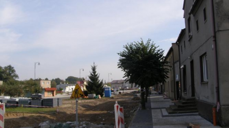 Przebudowa Rynku w Nekli