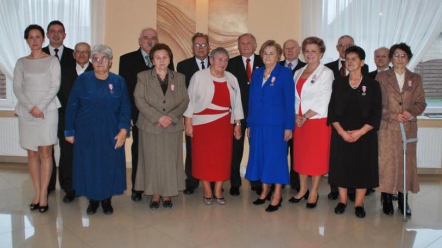 Jubileusz Złotych Godów 2012