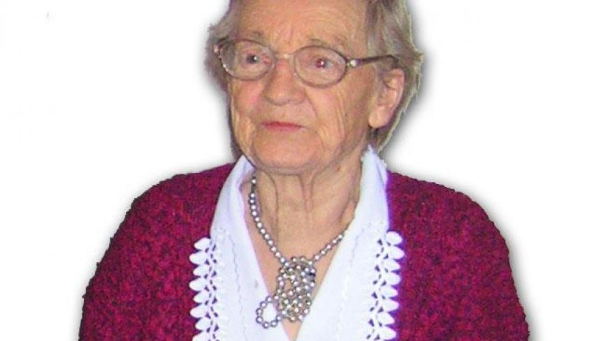 Zmarła Zofia Matuszak - Honorowa Obywatelka Gminy Nekla