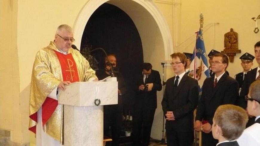 25- lat posługi kapłańskiej ks. Kapelana