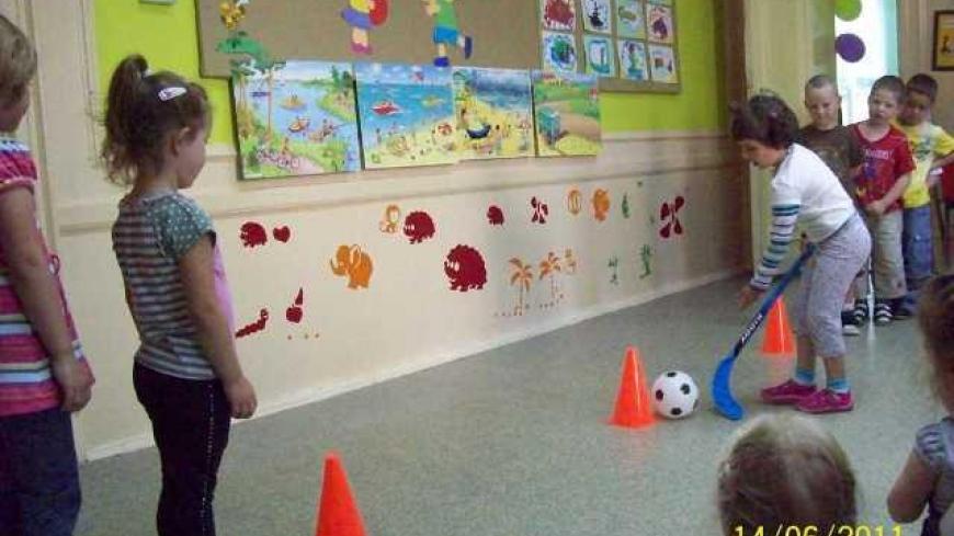 Przedszkole  promujące  zdrowie