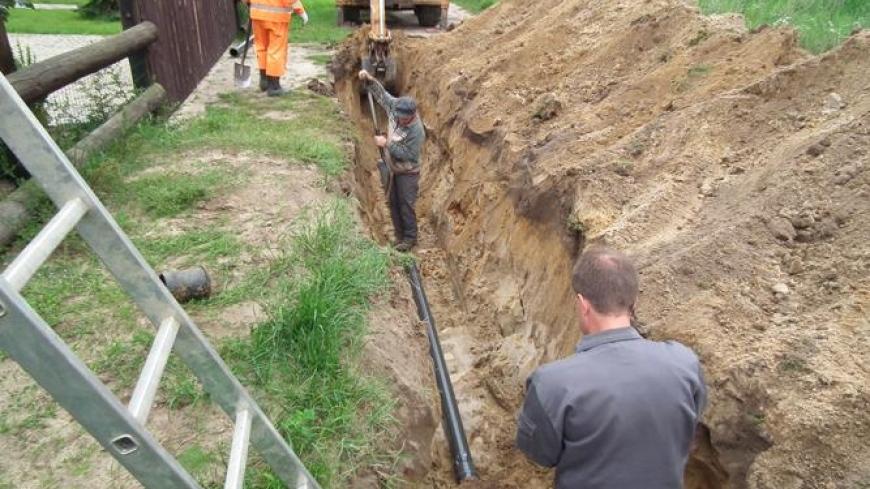Ruszyła budowa wodociągu