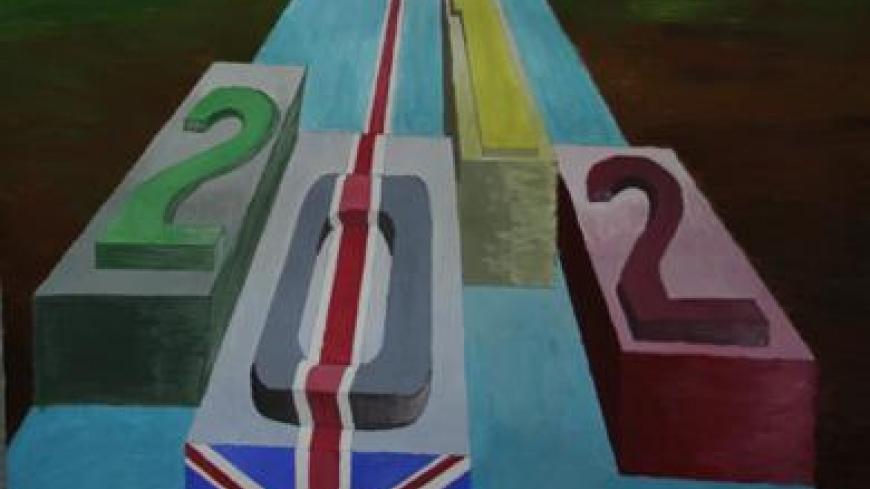 """Konkurs plastyczny """"W drodze do Londynu"""""""