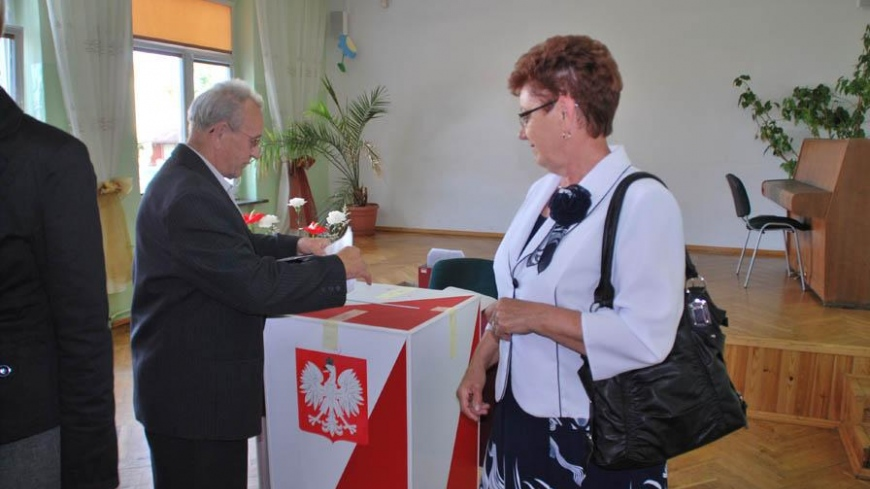Wybory Prezydenckie w Gminie Nekla - I Tura