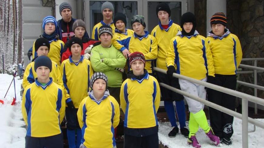 Jastrowie 2012 – obóz sportowy dla uczniów Szkoły Podstawowej w Nekli
