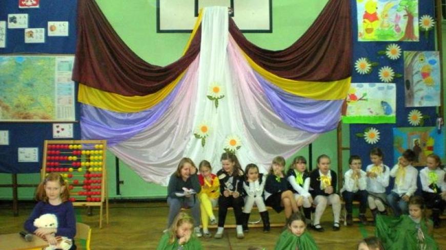 Drzwi otwarte w Szkole Podstawowej w Nekli